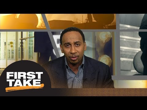 Stephen A. rants about Mayweather's MMA training: What the hell are y'all doing? | First Take | ESPN