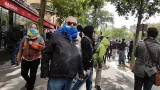 12/09/2017 À 14 heure Manifestation contre la loi de travail