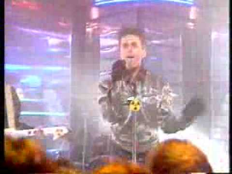 Holly Johnson - Atomic City TOTP