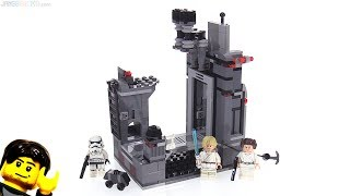 LEGO Star Wars Death Star Escape review! 75229