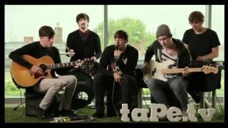 Casper - Das Grizzly Lied (live auf den dächern bei tape.tv)