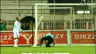 مولودية الجزائر 0-1 شبيبة بجاية