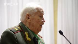 Генерал Махмут Гареев на съезде татарских краеведов   Идет война за умы