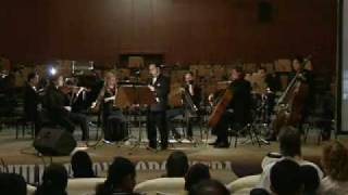 Sujeet Desai: Adagio K622 Mozart : Message of HOPE 2010