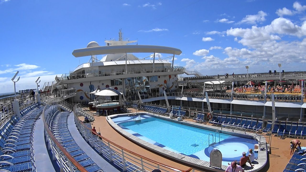 Royal Caribbean Allure of The Seas Full Tour in 1080p ...