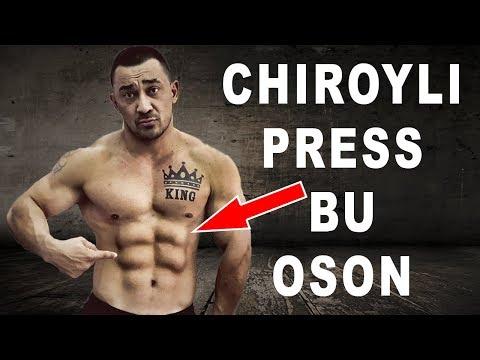 Pressni Qanday Qilib Oshirib Olish Mumkin?
