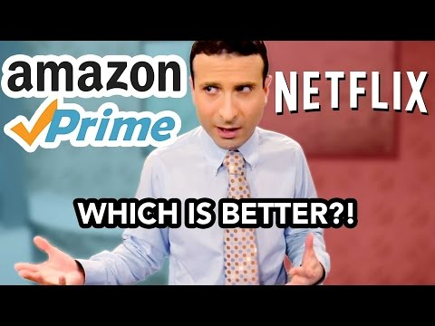 NEW AMAZING PRIME PRICING! ► Amazon Prime Video vs Netflix