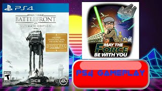 Star Wars Battlefront Ultimate Edition PS4 Gameplay