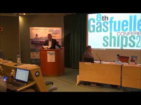 Gas Fuelled Ships 2017: Keynote Address - Joacim Westerlund