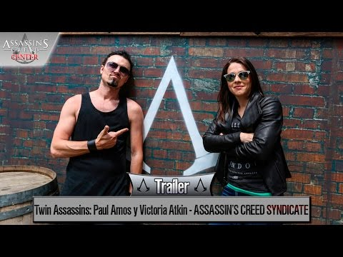 Assassin's Creed Syndicate  2015   Twin Assassins: Paul Amos y Victoria Atkin