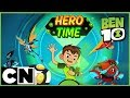 Ben 10 Game | Hero Time | PLAY NOW! | Cartoon Network