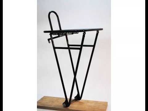 велобагажник передний своими руками (часть 1)front bicycle rack