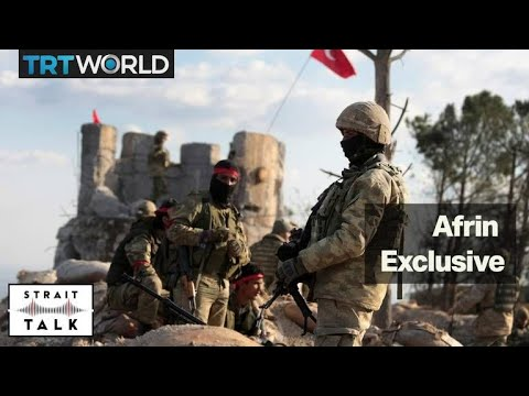 Strait Talk: Special episode from Afrin Syria | Operation Olive Branch
