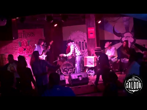 Dusty Rust's Honky Tonk Jam live at The Westport Saloon