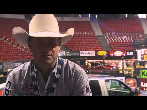 The Ride with McCoy: PBR entertainer Flint Rasmussen