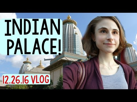 Eating At An Indian Palace & A Trip To Austin