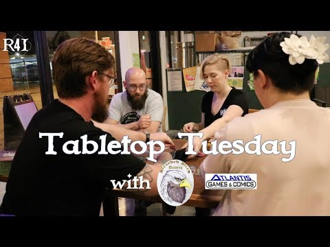 Tabletop Tuesday | Unearth