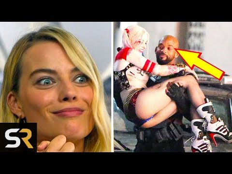 Strict Rules Margot Robbie Has To Follow To Play Harley Quinn