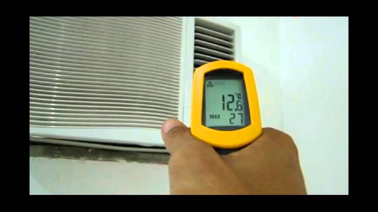 Infrared Mini Thermometer Fluke 62