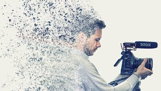 Photoshop Tutorial | Dispersion Effect Cs6/cc Shatter Glass Dispersion