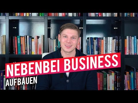 Wie du dir nebenbei ein Online Business aufbaust