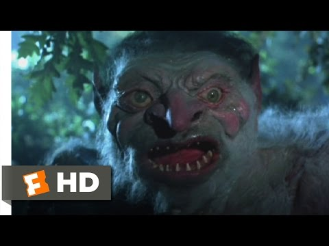 Troll 410 Movie CLIP  The Music of the Monsters 1986 HD