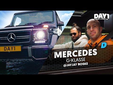 ''Dit wordt mijn volgende auto'' Mercedes-AMG G 63 // #DAY1 #DailyDriver #3