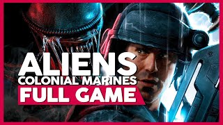Aliens: Colonial Marines | PC 60ᶠᵖˢ | Full Gameplay/Playthrough | No Commentary