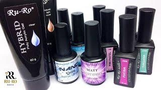 Mi Primer Pedido a Ru-Ro Nails
