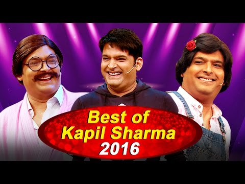 2016 Funny Celebrity Moments with Kapil | दी कपिल शर्मा शो | The Kapil Sharma Show | Set India | HD
