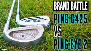PING G425 vs PÏNG Eye 2   PING Irons Brand Battle   GolfMagic.com