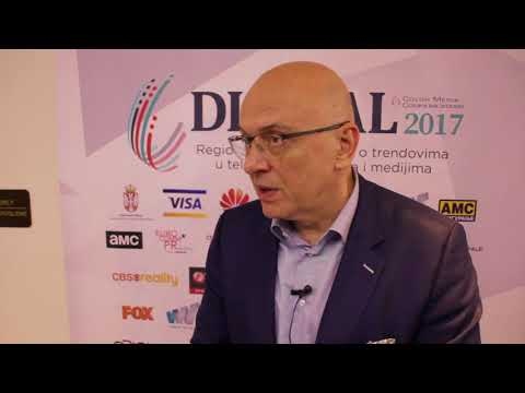 Digital 2017 - izjava Vladan Vukosavljević, ministar kulture i informisanja Republike Srbije