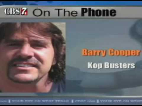 Barry Cooper CBS 7 Charges Dropped Against Barry For KopBuster Sting