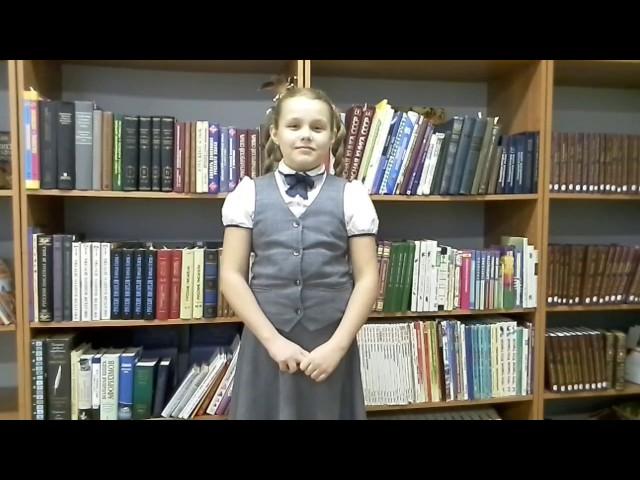 Изображение предпросмотра прочтения – ЕваЕвсегнеева читает произведение «Мартышка и очки» И.А.Крылова