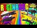 SUPER MOEILIJKE REGENBOOG UITDAGING?! |  Fortnite Battle Royale Rainbow Challenge (NL/Nederlands)