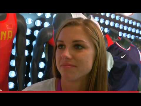 espnW at the Games: Alex Morgan
