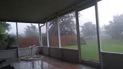 Hurricane Irma Clermont Fl 7pm 9-10