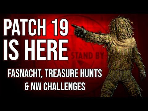 Treasure Hunters, Fasnacht & More! | Fallout 76 Wastelanders Update