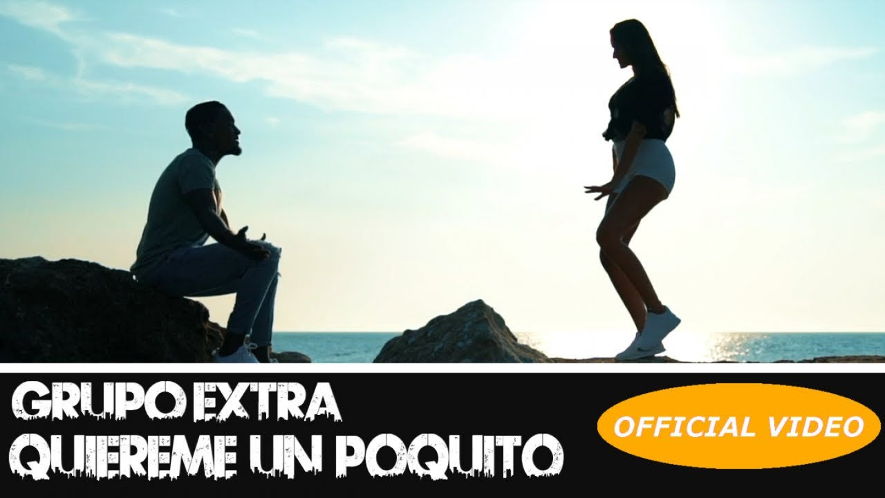 Grupo Extra Quiereme Un Poquito Official Video Bachata 2018 Youtube