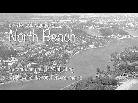 A Historical Voyage To North Beach • Iris On The Bay