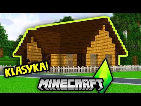 Domek jak za STARYCH CZASÓW! (Minecraft Sims 2)