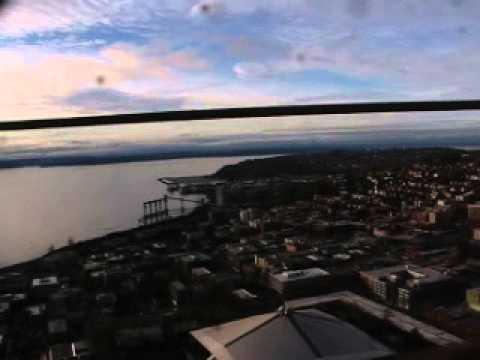 Tour - Boeing Plant & Space Needle, Seattle, WA, US (4th Jan 2013) - 6