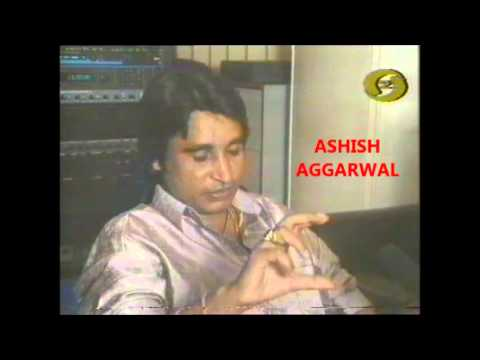 Kaali Topi Laal Rumaal Recording Video Kumar Sanu