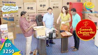 Download Taarak Mehta Ka Ooltah Chashmah - Ep 3250 - Full Episode - 9th September 2021