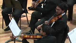 Orquesta Sinfónica UAEH - Divertimento para piano y orquesta de Joaquín Gutiérrez Heras