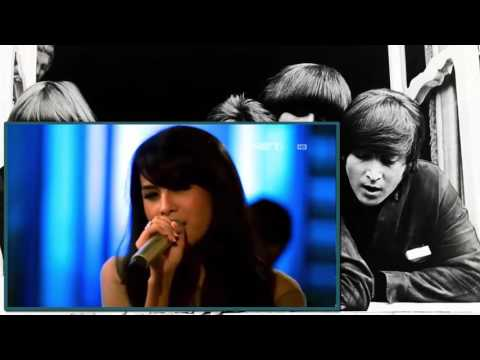 The Beatles - Imagine (Cover By  Maudy Ayunda) NEW!!!