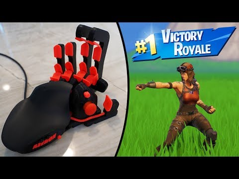 I bought the BEST KEYBOARD in Fortnite (100% Serious)
