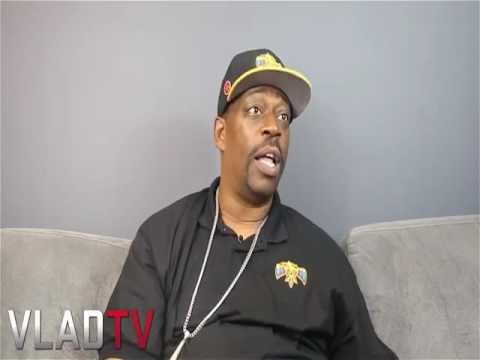 GRANDMASTER CAZ Speaks about #Eminem in New Interview with VLAD TV