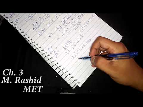 Business Mathematics I.Com | Quadratic Equation Exercise 3.2 | Part 6 thumbnail