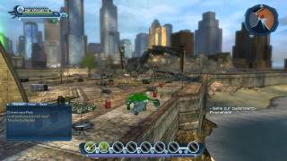 DC UNIVERSE ONLINE GAMEPLAY (GERMAN) (PC)